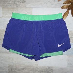 Nike Women's Athletic Shorts - Size Medium